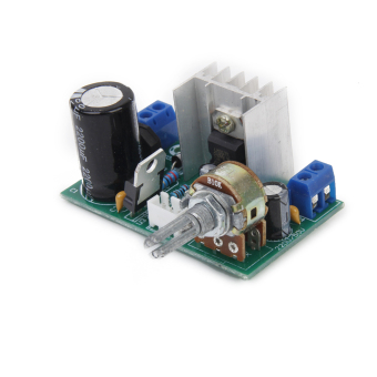 AC/DC 3-40V LM317 Adjustable Voltage Regulator Step-down Power Supply Module