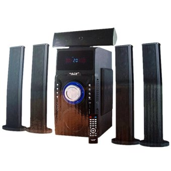 ACE Music Heaven SUB-96AC Bluetooth 5.1 Channel Home Theater System(Black) Price Philippines
