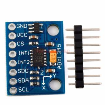 ADXL345 3-axis Digital Gravity Sensor Acceleration Module TiltSensor For Arduino Price Philippines