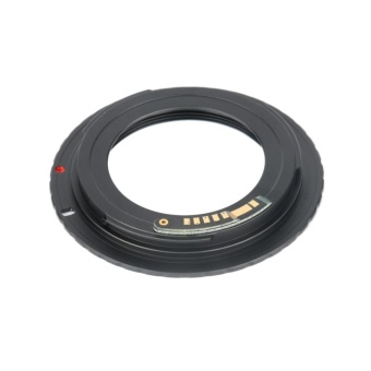 AF Confirm M42 Mount Lens Adapter for Canon Eos 5D 7D 60D 50D 40D500D 550D - intl