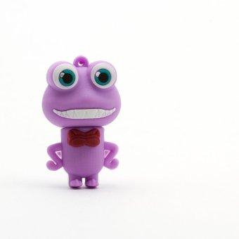 Airborne Tech Airhead Frog 16GB Flash Drive (Purple)