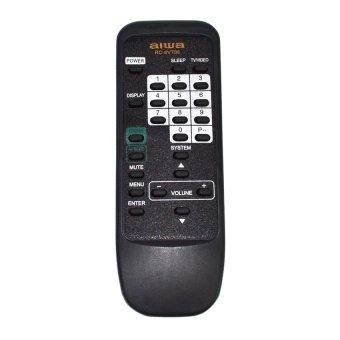 Aiwa RC-6VT06 Remote Control (Black)