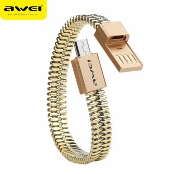 AK Awei CL-86 Android data cable bracelet