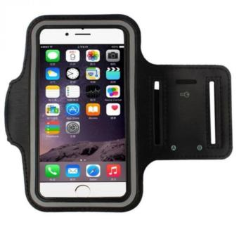 AK Running Sport Arm Band Cover for Iphone 6 4.7 Inch (Black)