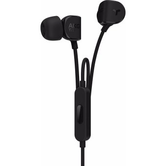 AKG Y20U Canal type earphone Smartphone compatible remote control with microphone - intl