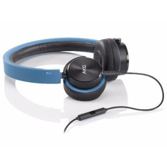 AKG Y40 Mini On-Ear Headphone with Remote/Microphone and Detachable Cable