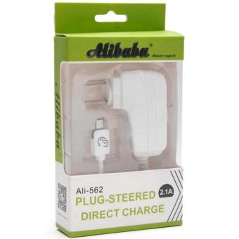 Alibaba Ali-562 1.5M Fast-Charging 90-Degree Rotation USB TravelCharger