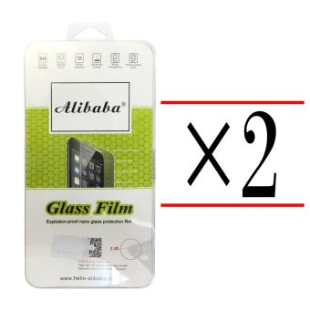 Alibaba Tempered Glass Screen Protector for LG X Power Set of 2