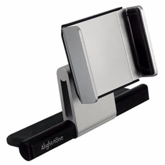 Alightstone Universal 360? Rotation CD Slot Car Phone Mount Holder (Silver)