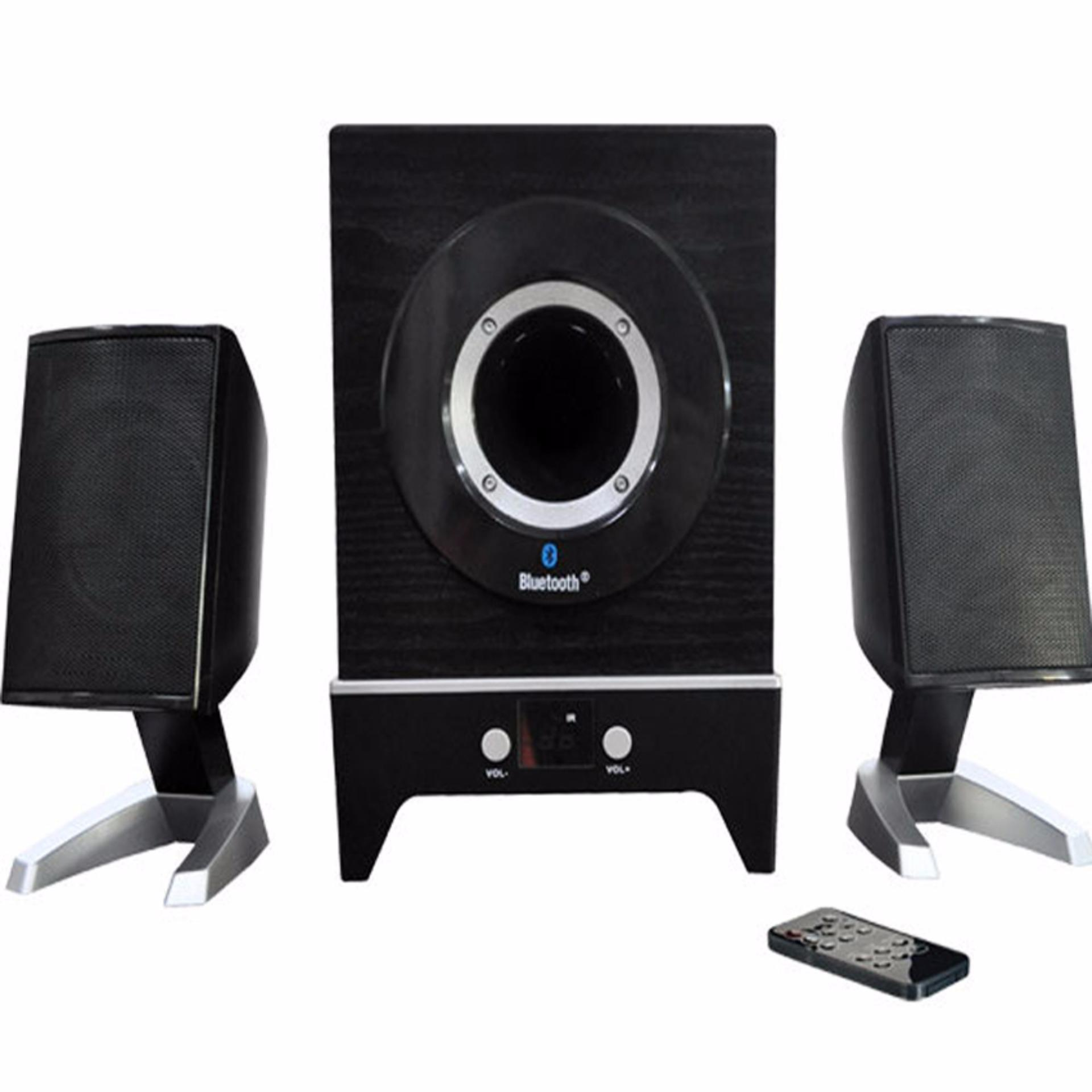 ... Altec Lansing Claw 2 1 BluetoothSpeakers Black