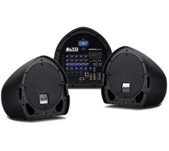 Alto Professional Mixpack Express 350 Watts Portable P.A. System(Black) Price Philippines