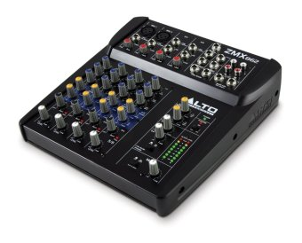 Alto ZMX862 6-Channel Professional Mixing Console - picture 2