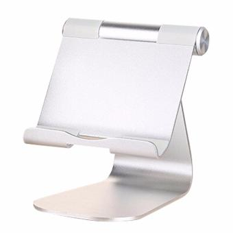 Aluminum Foldable and Adjustable Cellphone Stand and Tablet Holder