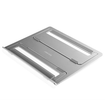 Aluminum Portable and Foldable Laptop Stand for Macbook Macbook Proand iPad Pro - intl - 3