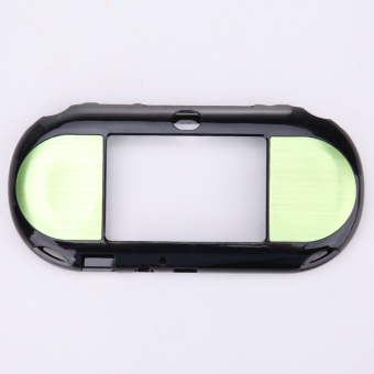 Aluminum Skin Case Cover Shell for Sony PS Vita 2000(Green) - 2