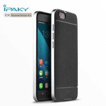 Amazing top quality 100% original IPAKY brand case for huawei honor4X silicone case in stock - intl - 5