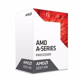 AMD 7th Gen A8 9600 Quad Core AM4 3.4GHz APU Processor with RadeonR7 Graphics Price Philippines