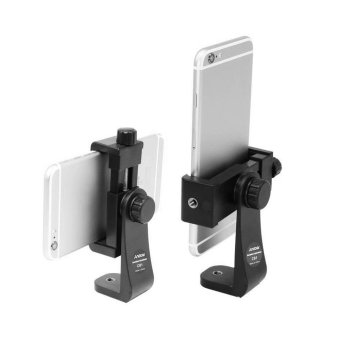 Andoer CB1 Plastic Smartphone Clip Holder Stand Support Clamp FrameBracket Mount for iPhone 7/7s/6/6s for Samsung Huawei CellphoneSelfie Portrait Outdoor Video Outdoorfree - intl
