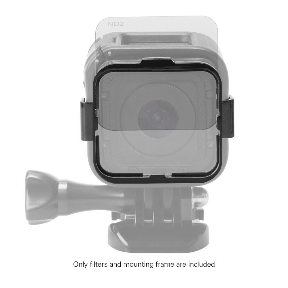 Andoer Square Lens Filter Protector Kit Set(ND2/ND4/ND8/ND16) ...