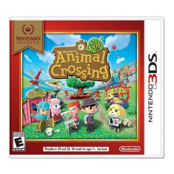 Animal Crossing: New Leaf NINTENDO 2DS 3DS GAME BNEW CONDITION