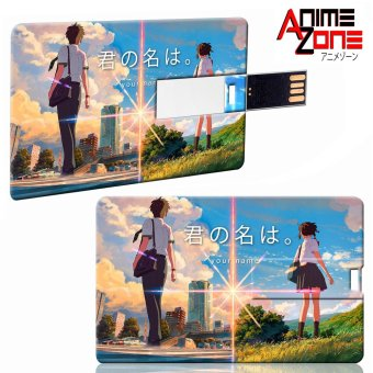ANIME ZONE Your Name Anime Kimi no na wa 64 GB USB Card Flash Drive Price Philippines