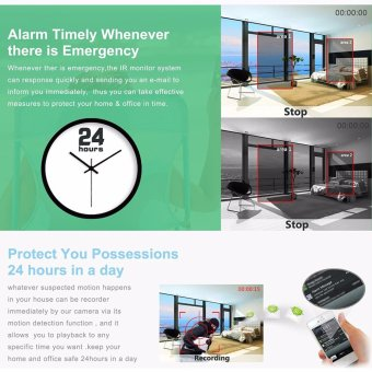 ANRAN 4CH Wireless NVR Security CCTV System P2P 1080P HD Outdoor Vandalproof WFI IP Camera - intl - 2