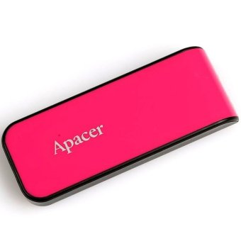 Apacer AH334 32GB Retractable USB Flash Drive (Rose Pink)