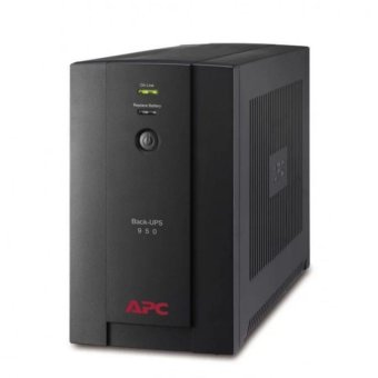 APC BX1100LI-MS 550 Watts/1100 VA (Black)