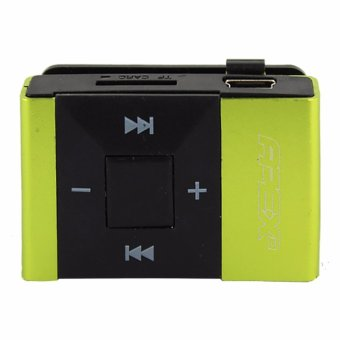 Apex 2-Tone MP3 Player (Apple Green)