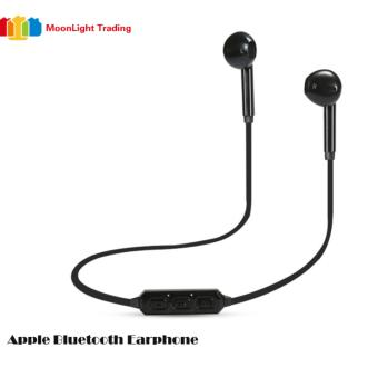 Apple Bluetooth In-Ear Headset Heavy Bass(Black)