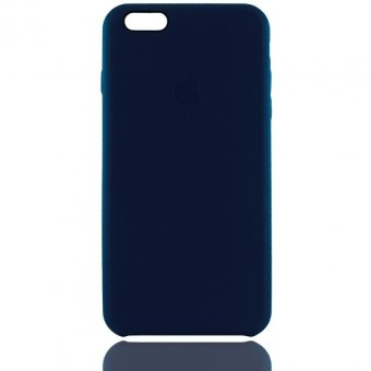 Apple Essentials Leather Coated Case for iPhone 6 Plus/ 6s Plus(Denim Blue)