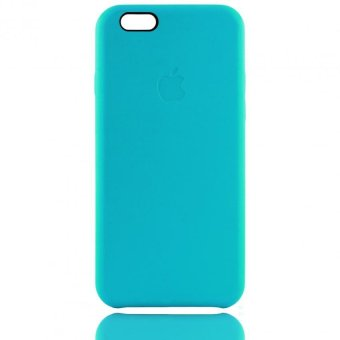 Apple Essentials Leather Coated Case for iPhone 6 Plus/ 6s Plus(Light Blue)