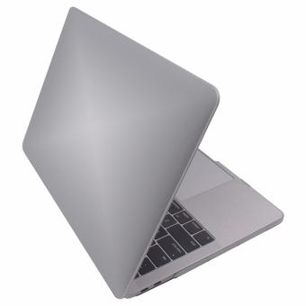 Apple Essentials Metallic Laptop Case for Macbook Pro 13.3 A1706 /A1708 (Silver)