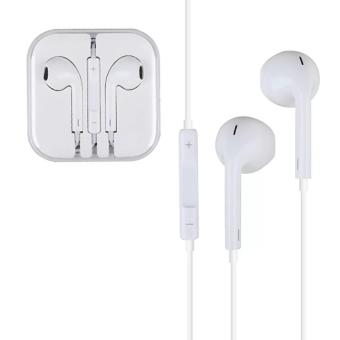 Apple In-Ear Headphone with Remote and Microphone (White)