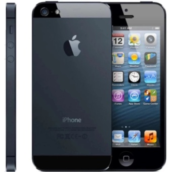 Apple Iphone 5S 32Gb(Black) With Free Fingertip Gypro