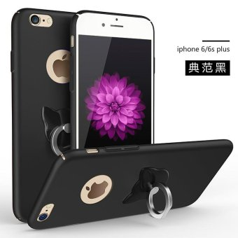 Apple iphone 6/6s plus Upgraded version Ultra Thin Luxury 360Degree Coverage Protection Cover Case For Apple iphone 6/6s plusFull Body Cover with free Ring Kickstand Phone Cases - intl