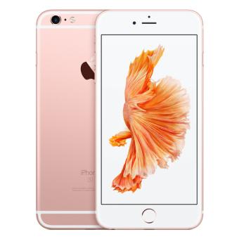 Apple iPhone 6S Plus 128GB LTE (Rose Gold) Import Set - intl