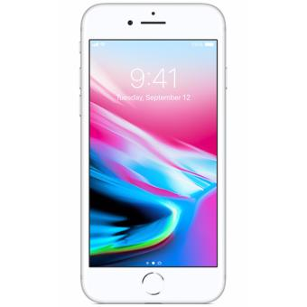 Apple iPhone 8 256GB LTE (Silver) - intl