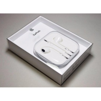 Apple Orignal Earpod Headphones For Iphone (White) - 3