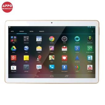 "APPO A10 10.1""  Wi-Fi Dual SIM Cellular HD Screen Tablet RAM1G+ROM16G  (White)"