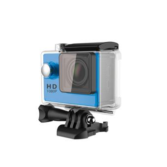 APPO A7 Ultra HD 1080P Waterproof Sports Action Camera (Blue) - 3