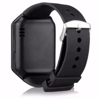 APPO DZ09 Bluetooth Phone Quad Smart Watch Touchscreen with Camera (Black) - 3
