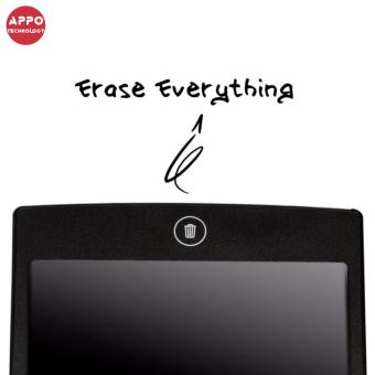APPO HSP85 Ultra-thin One Button Erase 8.5 inch LCD Writing Tablet (Blue) - 5