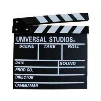 Aputure AP-05T Universal Studio Clapper Board (Black)