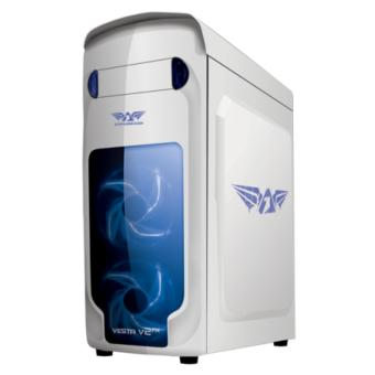 Armaggeddon Vesta V2FX Gaming PC Chassis (White)