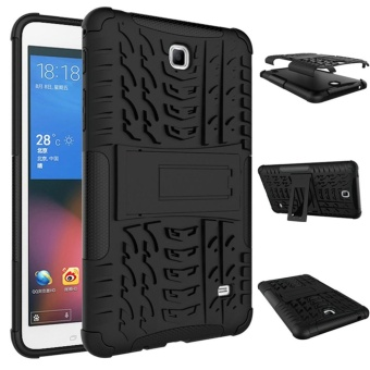 Armor Protection 2in1 [Soft TPU and Hard PC] Stand Function Tabletcase for Samsung Galaxy Tab 4 7.0 / SM-T230 - intl Price Philippines
