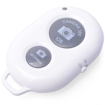 ASHUTB Bluetooth Remote Shutter (White)