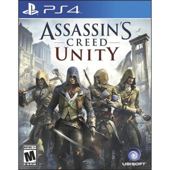 ASSASSINS CREED UNITY PS4 GAME R3,R1 MINT CONDITION