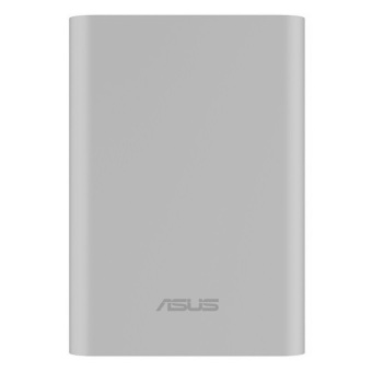 Asus ZenPower 10050mah Powerbank with Bumper Case (Silver)
