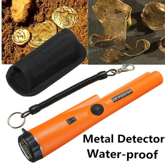 AT Pinpointer Metal Detector Waterproof & Holster - intl